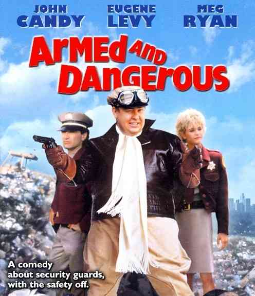 ARMED AND DANGEROUS BY CANDY,JOHN (Blu-Ray)