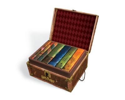 Harry Potter Boxed Set By Rowling, J. K./ GrandPre, Mary (ILT)